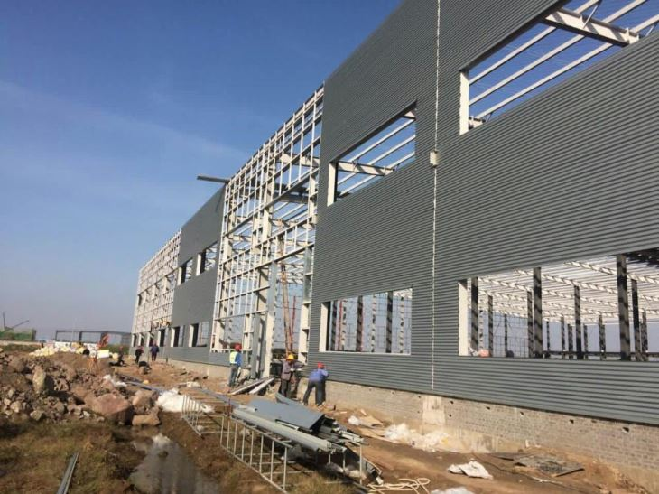 High quality Light Steel ​​Portal frame structure Quotes,China Light Steel ​​Portal frame structure Factory,Light Steel ​​Portal frame structure Purchasing