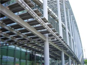 Galvanized Structural Steel H Beam And Aluminum H Beam