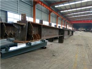 Steel Welded Column