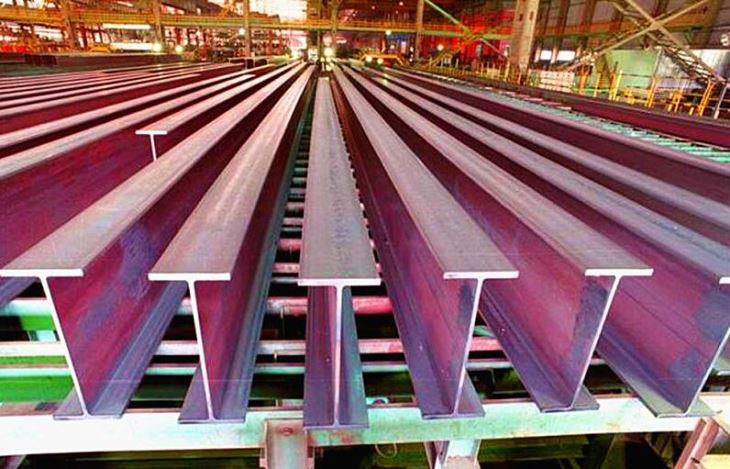 Hot Rolled Steel Column