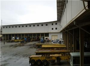 Galvanized Steel Structure Workshop For Factory
