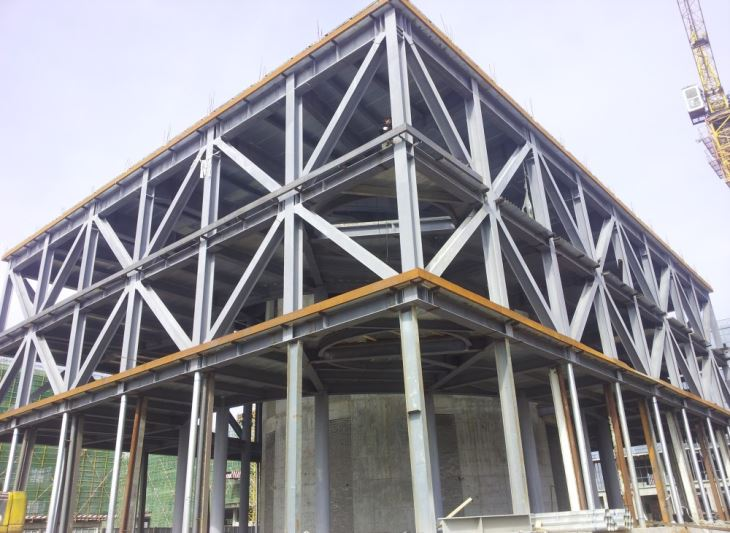 High quality Large Span Steel Space Frame Workshop Quotes,China Large Span Steel Space Frame Workshop Factory,Large Span Steel Space Frame Workshop Purchasing