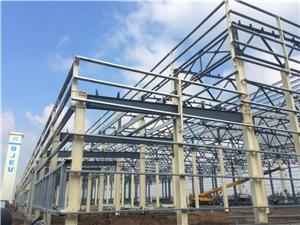 Heavy Truss Workshop Steel Structural