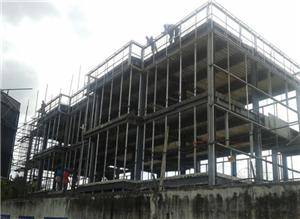 Steel Residential House Construction
