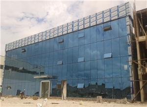 Portable Steel Construction Modern Office Buildings