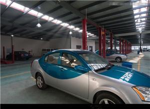Steel Garage Car Parking Shed