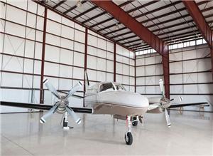 Steel Aircraft Hangar Construction Prices