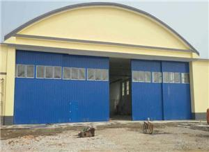 Metal Helicopter Hangar Steel Structures