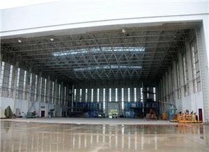 Portable Commercial Aircraft Hangars Building Construction