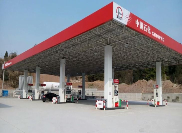 High quality Steel Structure Gas Station With Canopy Quotes,China Steel Structure Gas Station With Canopy Factory,Steel Structure Gas Station With Canopy Purchasing