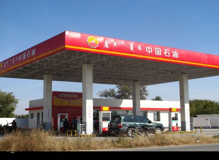 High quality Steel Auto Gas Service Station With Canopy And Floor Design Quotes,China Steel Auto Gas Service Station With Canopy And Floor Design Factory,Steel Auto Gas Service Station With Canopy And Floor Design Purchasing