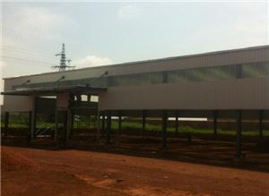 Large Span Low Cost Steel Structure Warehouse