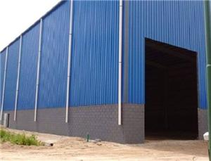 Large Span Steel Structure Warehouse (SS-565)
