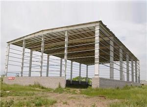 Light High Quality Galvanized Steel Building