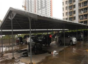 China ISO Certification Steel Garage