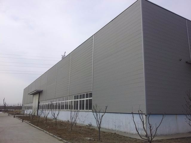 The advantages of prefabricated steel structure workshop
