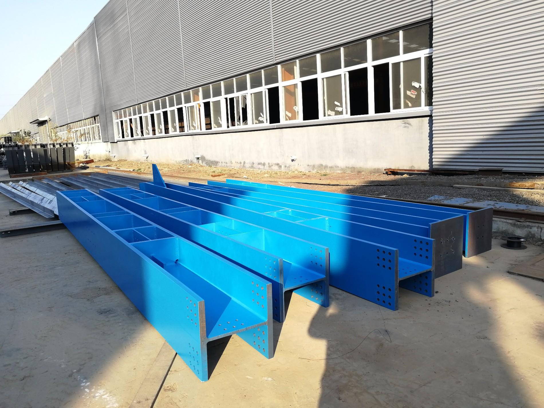 Application of Steel Spraying Aluminum Spraying and Zinc Coating