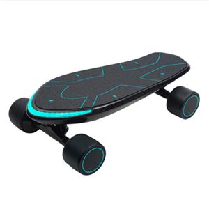 Portable somatosensory electric scooter