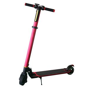 Waterproof smart electric scooter