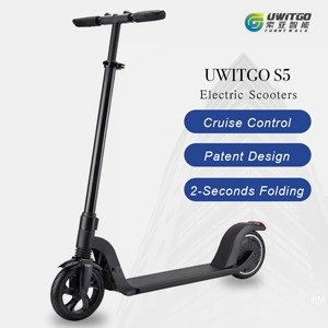 UWITGO S5 Cruise Control Foldable Electric Scooter