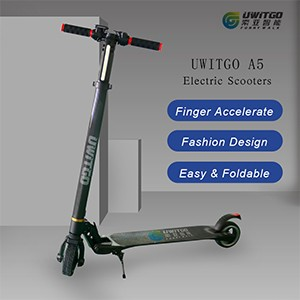 New Design Carbon Fiber Electric Scooter