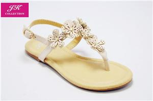 Girls Sling Back Sandals Shoes