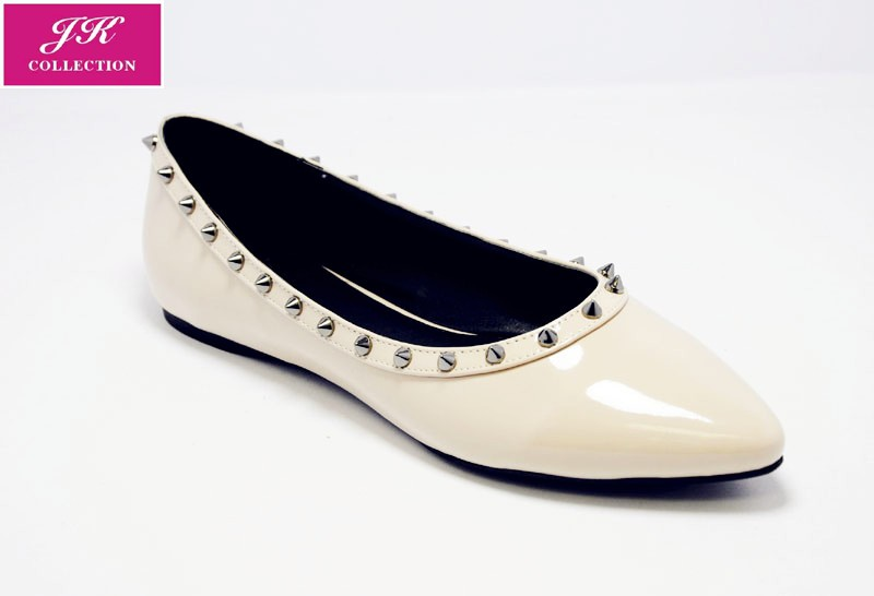 Women Trims Ballerina Shoes