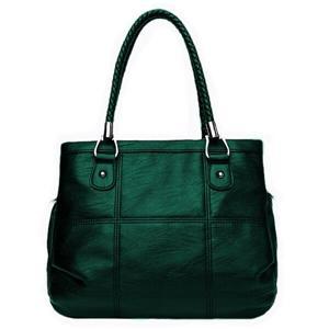 Vinyl Handbags