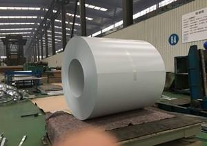 Bobina de acero galvanizado prepintado PVDF PPGI con 30 años de garantía