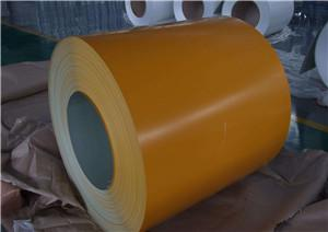 Prepainted galvalume Steel coil PPGL AZ150