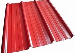 GI GL波纹铝锌屋顶钢板