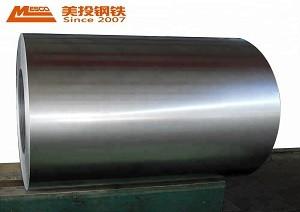深拉伸高伸长率冷轧CRC钢卷或工业和汽车零件板材
