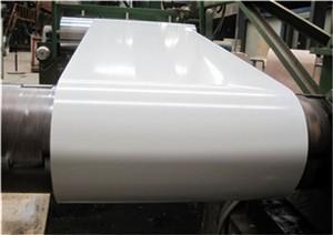 Ön Boyalı Renkli Kaplamalı Çelik Rulo Daldırma Galvanizli Çelik PPGI PPGL Üreticisi