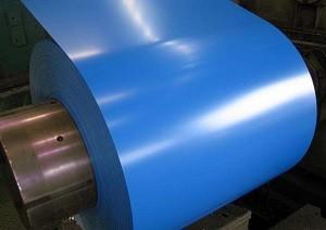 工厂销售Z40预涂Galvalume钢板彩色涂层卷板