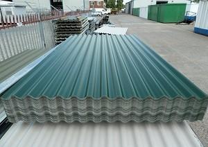 PPGI PPGL锌屋面板波浪屋面瓦楞纸板