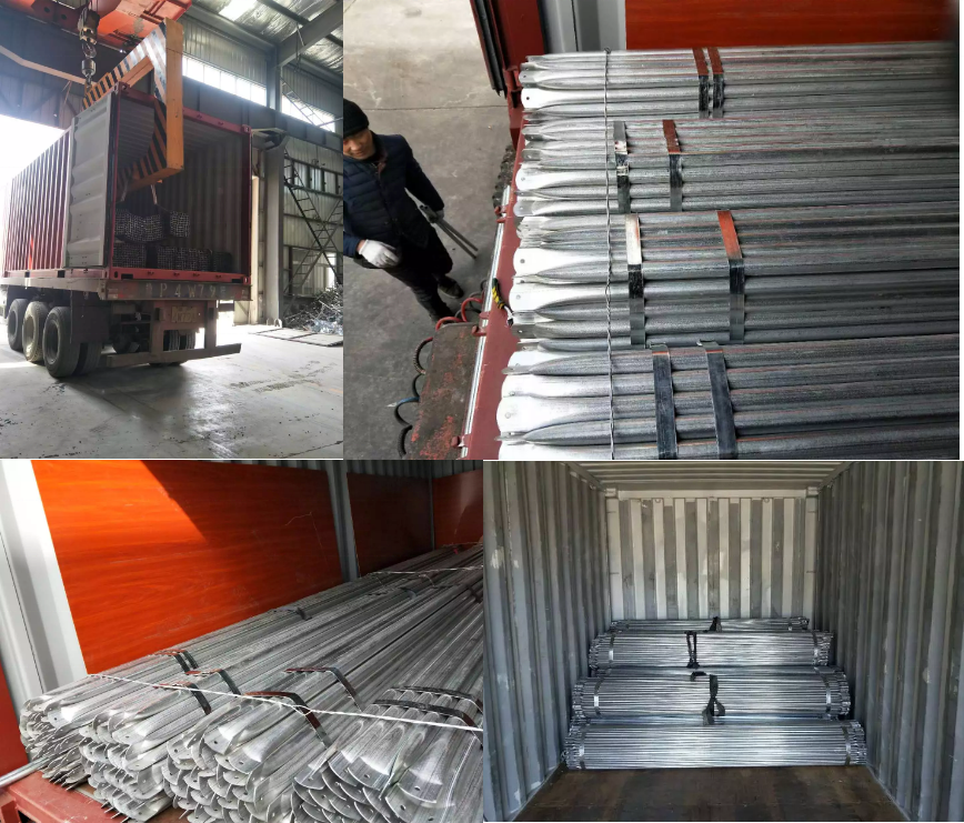 Galvalume Steel Pipe Tube
