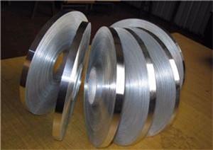 Hochfestes GI-Stahlband Verzinktes Stahlband für leichte Stahlkonstruktion S350GD S550GD Z30 Z150 Z275