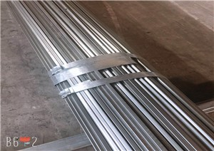 high value-added Zinc-Aluminium-Magnesium square pipe tube high corrosion resistance ZAM square pipe Zn-Al-Mg tube pipe