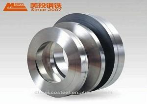 CRC剥离线圈冷轧钢带,用于制造备件,管道和卷尺