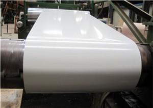 彩色涂层冷轧预涂镀锌钢卷PPGI
