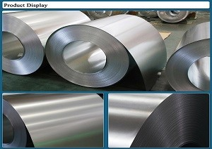 Hochbeschichtete Bauindustrie verwendet Superdym-Zn-Al-Mg-Legierungen Kaltgewalztes Stahl-Coil-Tauchblech