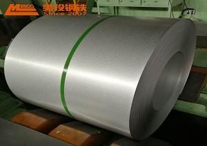 S350GD G350 ग्रेड 55% aluzinc galvalume इस्पात निर्माण उद्योग उच्च तन्यता और ताकत gl इस्पात का तार का उपयोग करें
