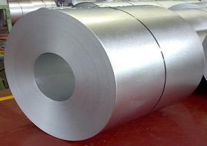 铝涂层钢彩涂层镀铝钢卷板具有高阻力和高性能,适合成型和加工