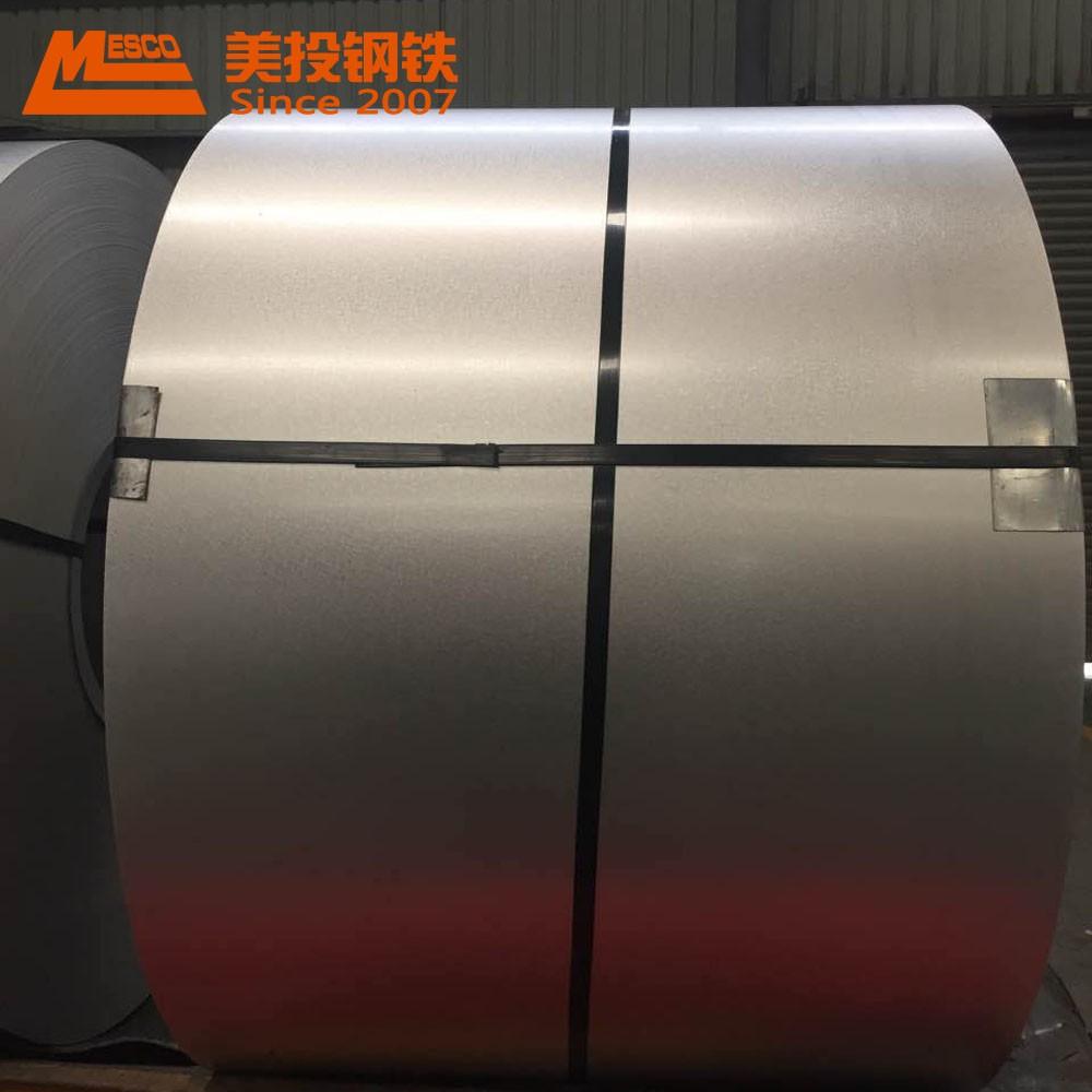 Zn-अल-मिलीग्राम जम मिश्र धातु इस्पात कुंडल / ट्यूब