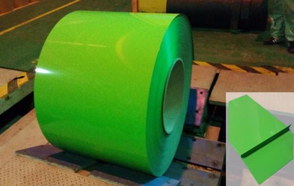 PPGI/PPGL Prepainted Galvanized Steel Coil