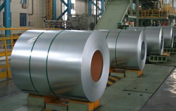 Varmgalvaniserad stålspole med noll spangle Z80-Z275