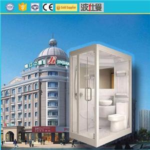 Cuarto de baño prefabricado del hotel, Precio bajo Cuarto de baño ...