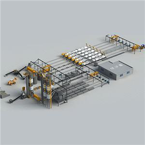 Fly Ash Aac Block Machine Line