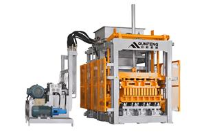 Automatic Concrete Block Making Machine Manufacturers, Automatic Concrete Block Making Machine Factory, Supply Automatic Concrete Block Making Machine