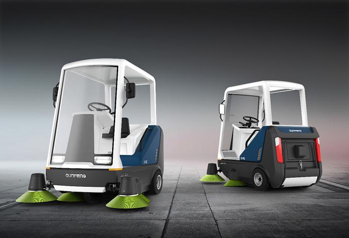 Urban Sanitation Vehicles